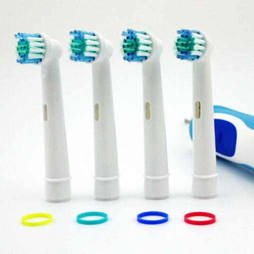 Hammasharjapäät12-kpl Oral-B yhteensopivat-2