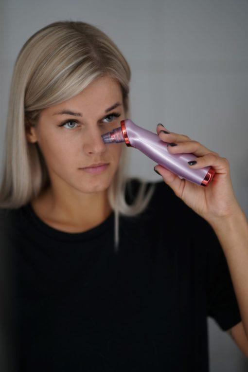 Mustapääimuri poistaa mustapaat pinkki - tarjoustaivas.fi