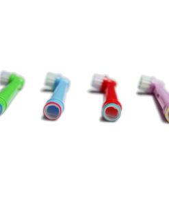 Oral B yhteeensopivat hammasharjapaat lapsille - tarjoustaivas