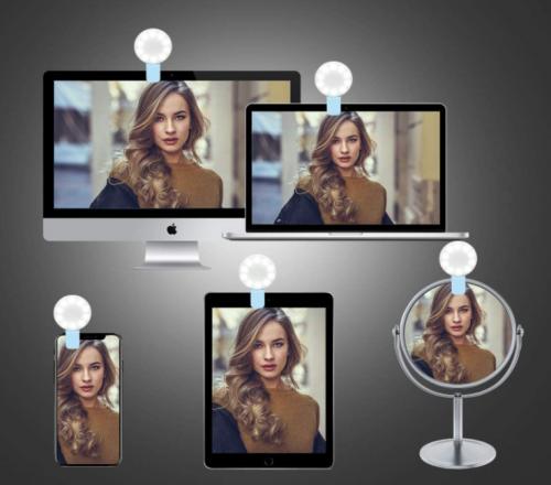 Selfievalo puhelimeen käyttomahdollisuudet